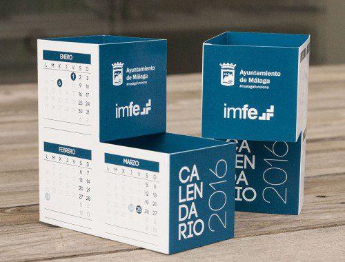 Diseño de calendario IMFE