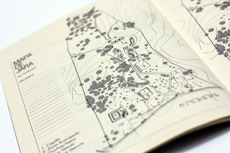 EcoDiseño editorial mapa