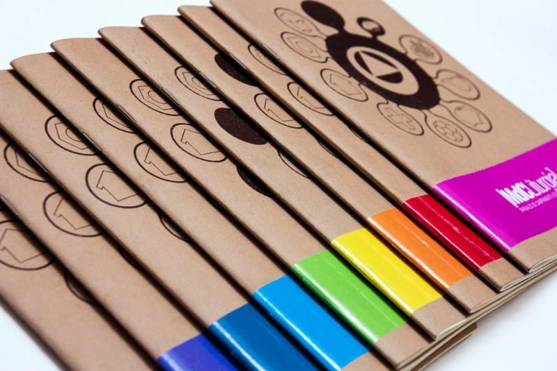 EcoDiseño editorial colores