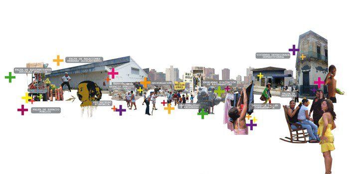 Infografías 3D para concurso estudio social Barrio Abajo