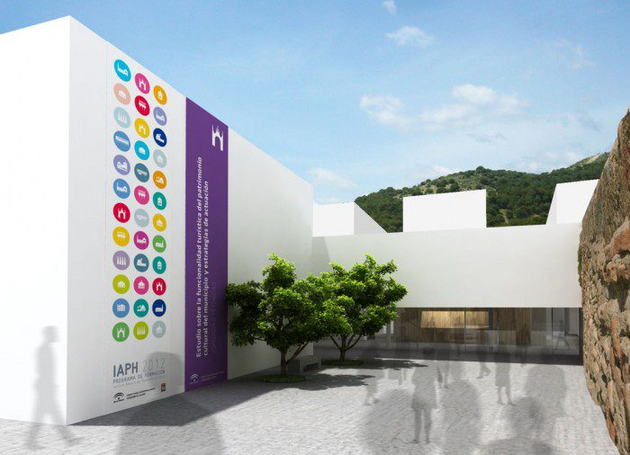 Infoarquitectura 3D Granada