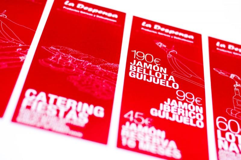 Diseño flyers Málaga