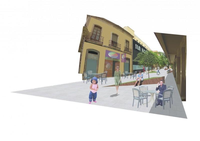 Infografías Fotomontajes Almeria