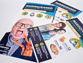 Diseño gráfico campaña publicidad málaga