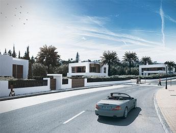 Infoarquitectura 3D Marbella