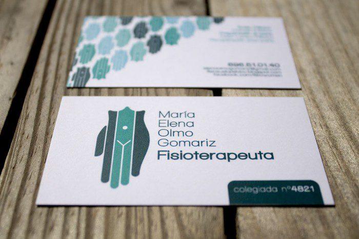 Diseño Logotipo Fisioterapeuta