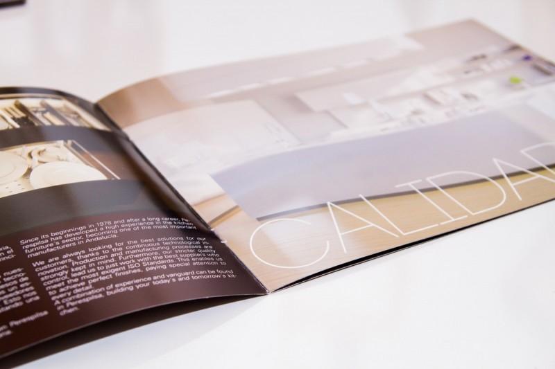 Diseño Catálogo Mobiliario Málaga