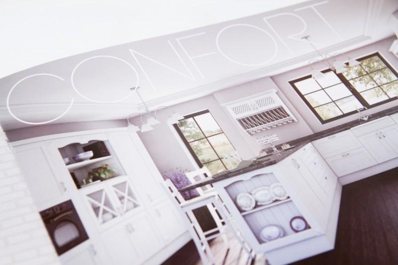 Diseño de Catálogo Mobiliario Cocina Malaga