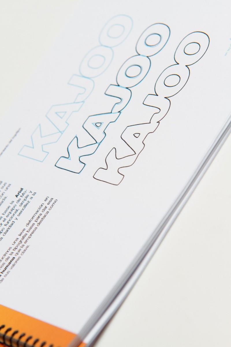 Manual de Identidad Corporativa Kajoo