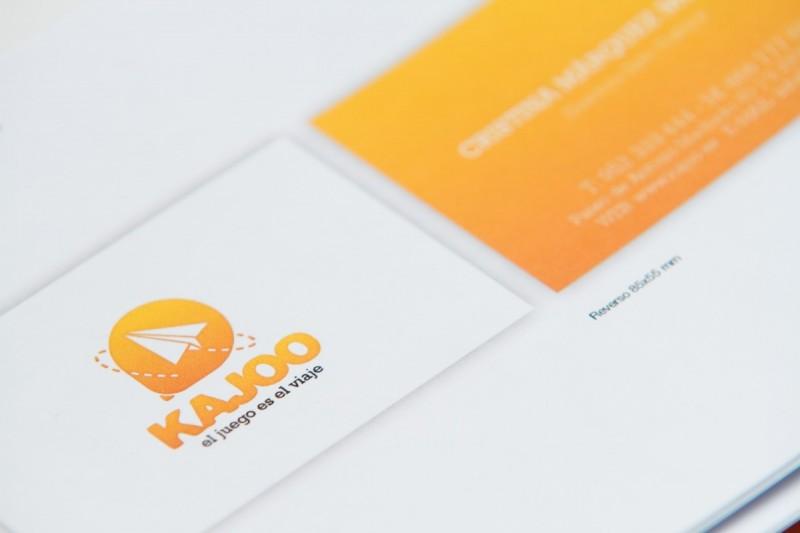Diseño tarjeta de visita Málaga