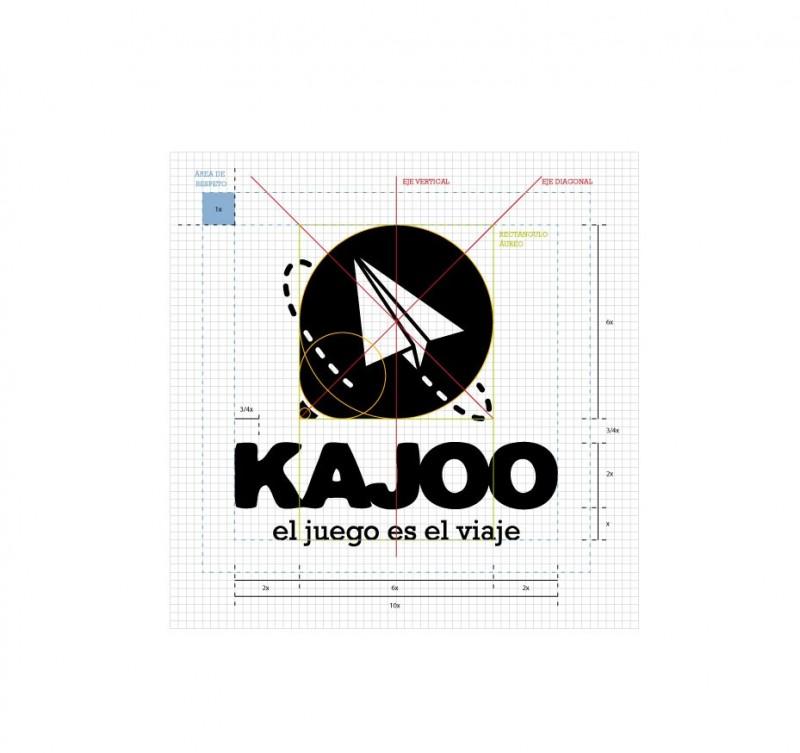 Diseño Slogan y Logotipo Kajoo