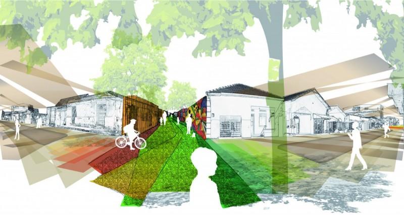 Infografías para concurso renovación Barrio Abajo
