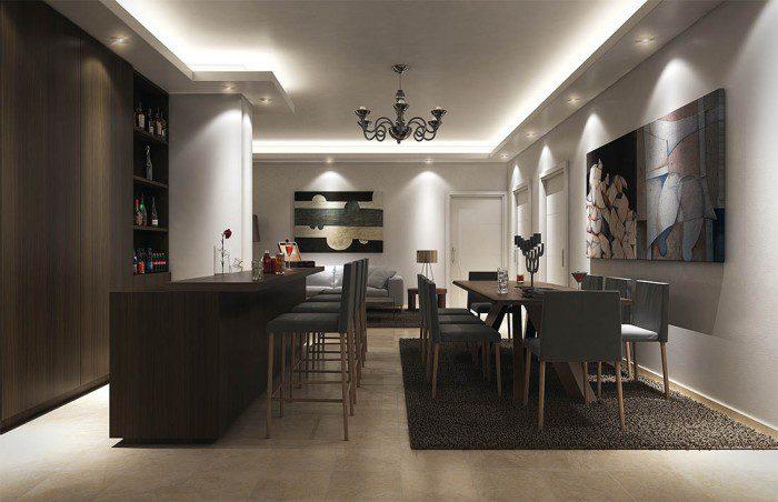 Imagenes en 3D Villa Marbella