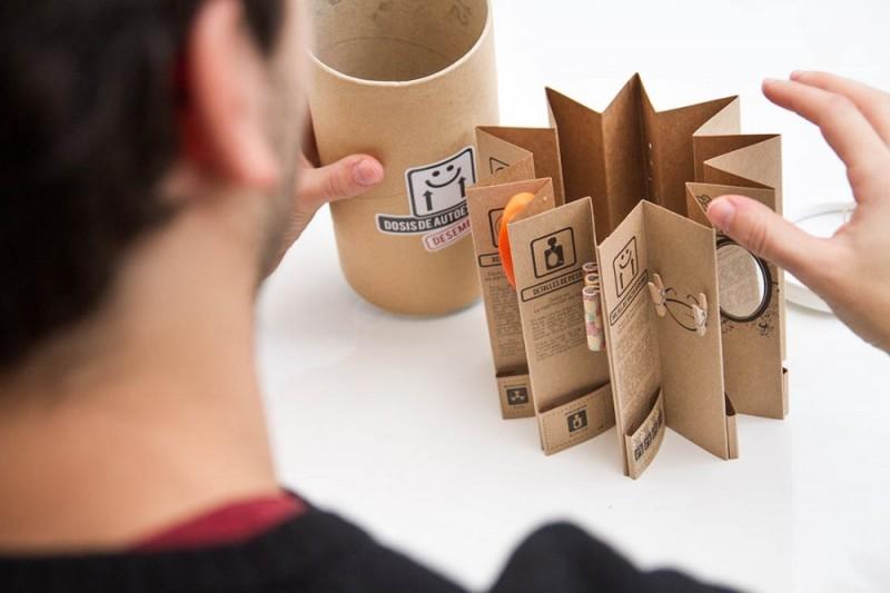 Diseño de packaging ecológico Málaga