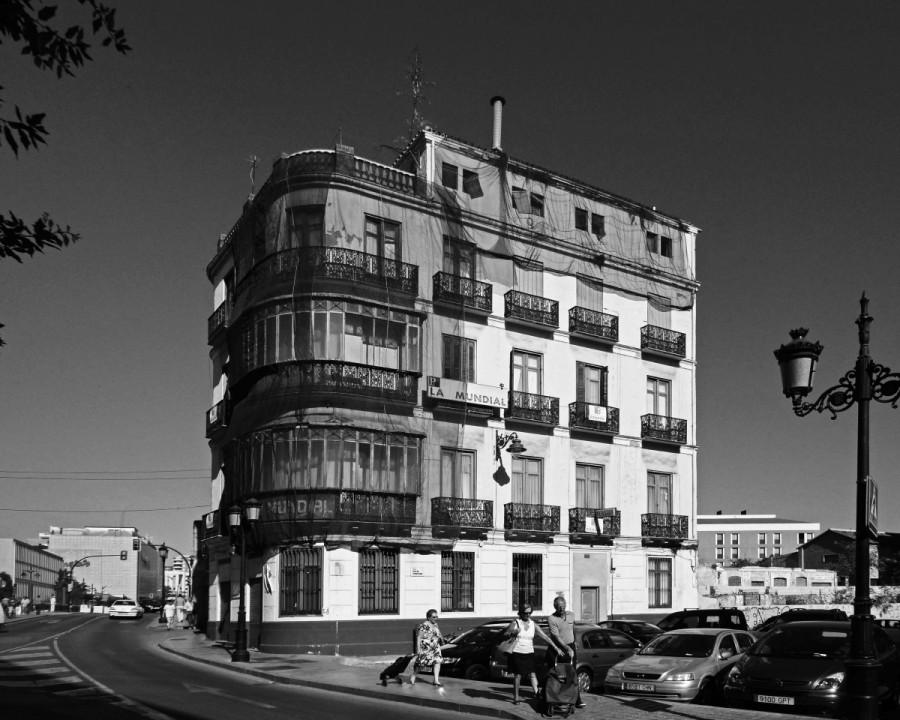 Málaga hitos