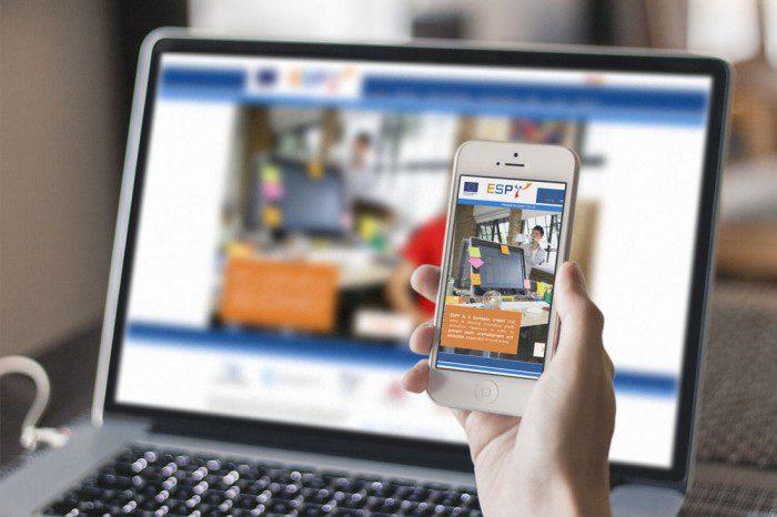 Diseño website multisoporte Málaga