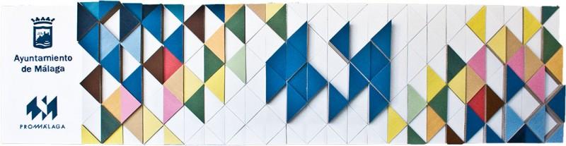 Diseño de paneles Stand Promálaga South Summit