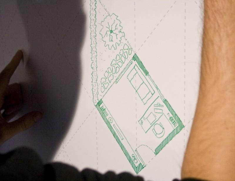 Detalle Muro Emprendedor Promalaga