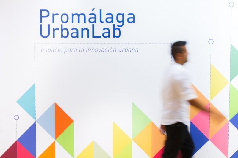 Promálaga UrbanLab Diseño interior