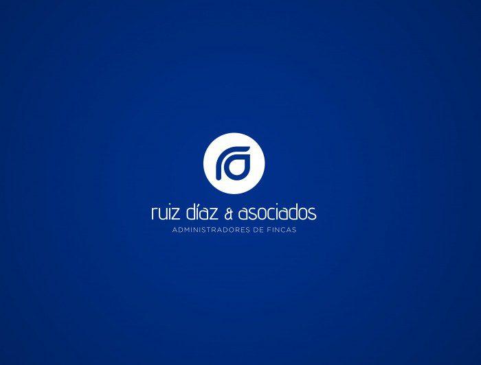 Diseño de logotipo para empresa | Ruiz Díaz Asociados