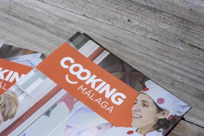 Rediseño Cooking Málaga