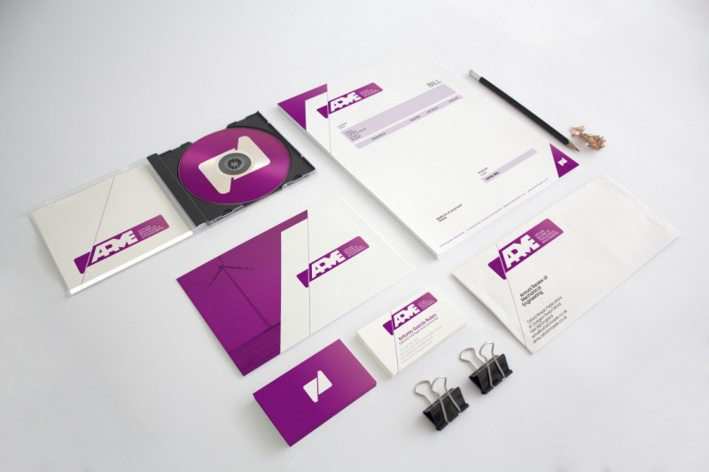 Identidad Visual Corporativa ARME