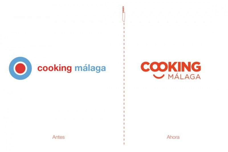 Rediseño comparativa de logotipos