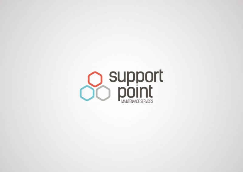 logo fondo support point