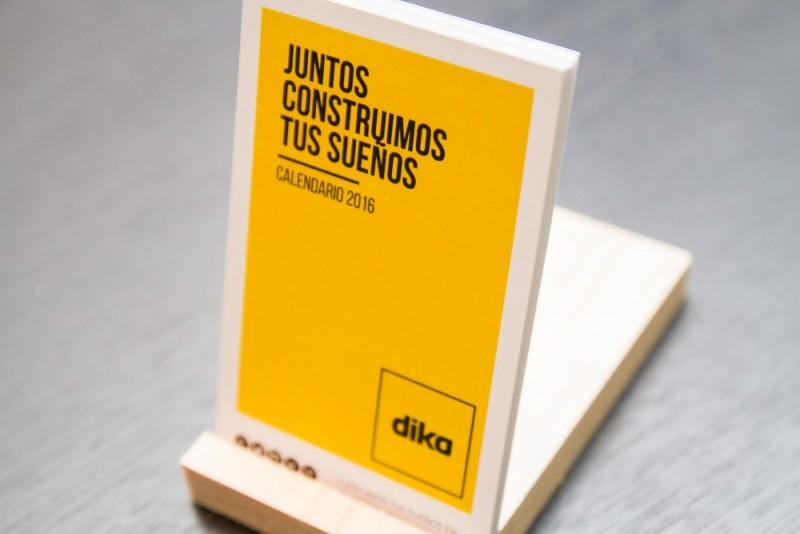 Calendario Corporativo DIKA estudio