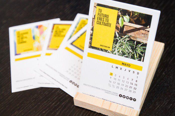 Diseño de Calendarios Creativos