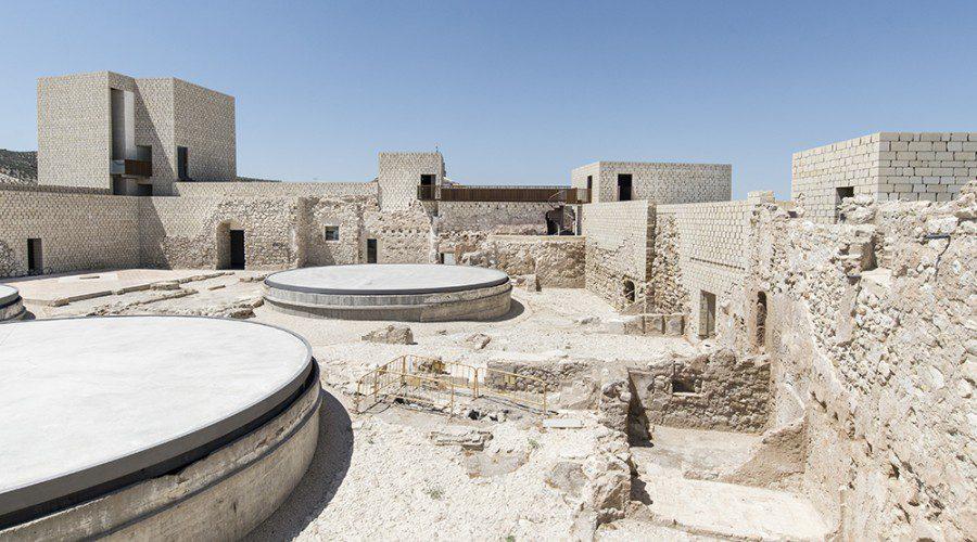 Castillo de Baena Patio de Armas