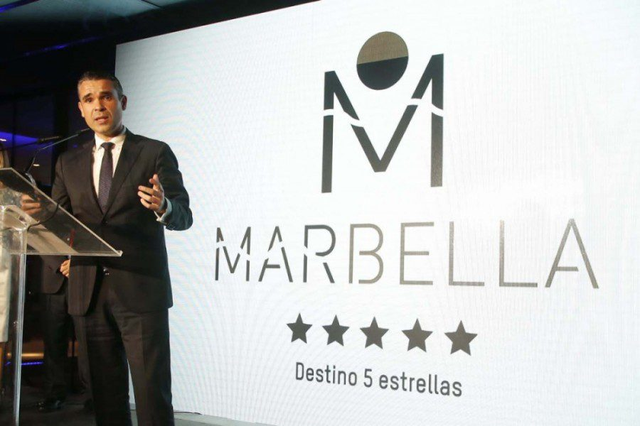 Presentacion identidad corporativa de Marbella