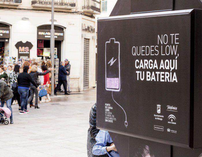 cabinas telefonicas malaga publicidad