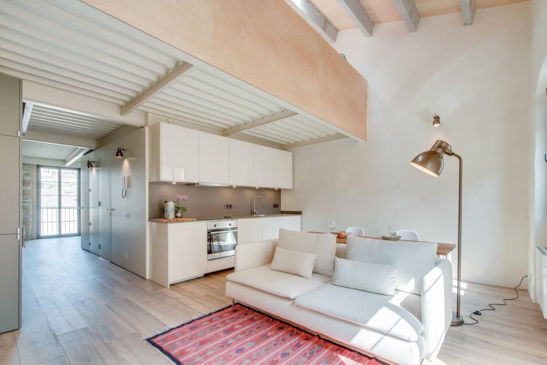 Todo sobre el loft lofts de dise o y estilos de lofts for Casas loft diseno