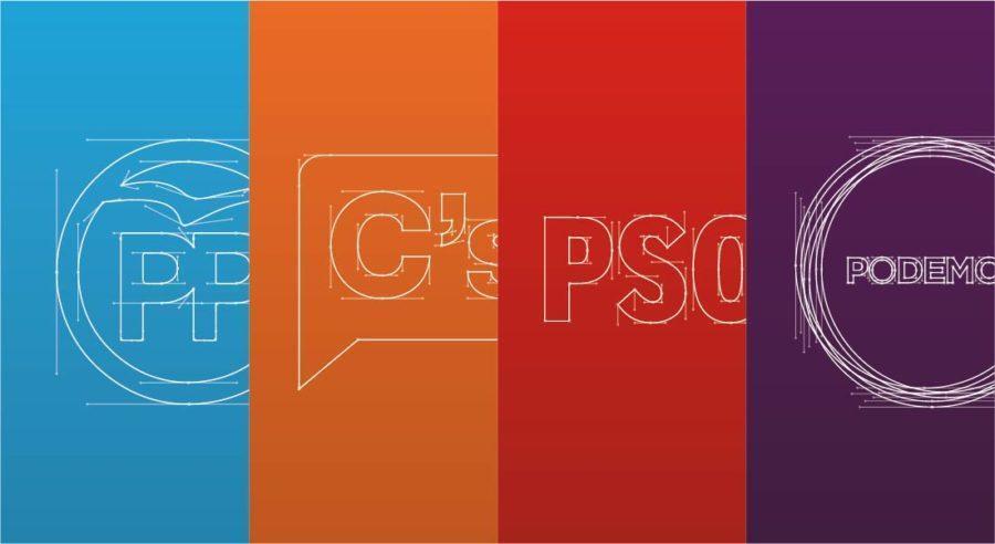 20D Logos Partidos