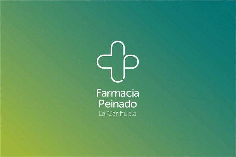 Logotipo Farmacia peinado