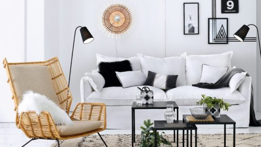 Rattan mobiliario y decoración