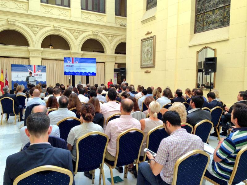 Evento Brexit Málaga
