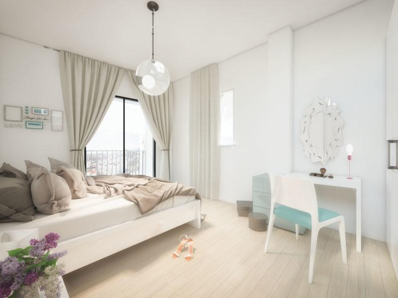 infografía dormitorio tarifa