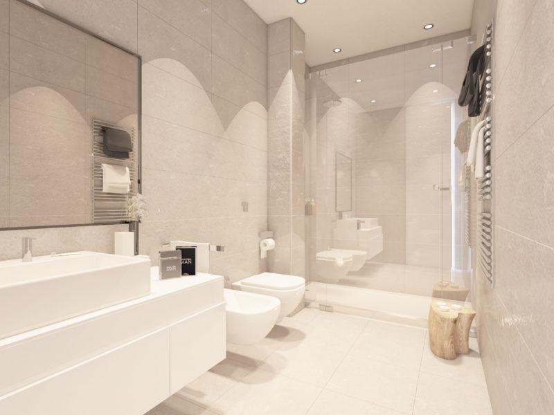 infoarquitectura en tarifa baño