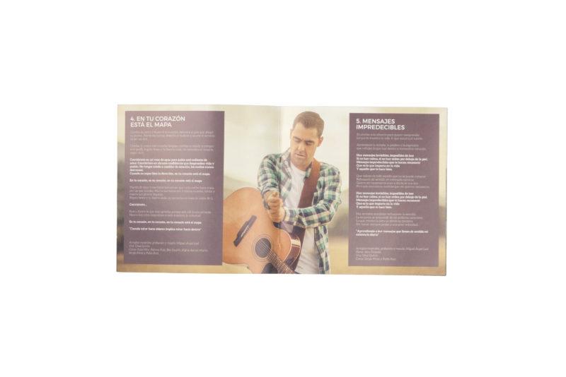 Canciones Diseño de cover