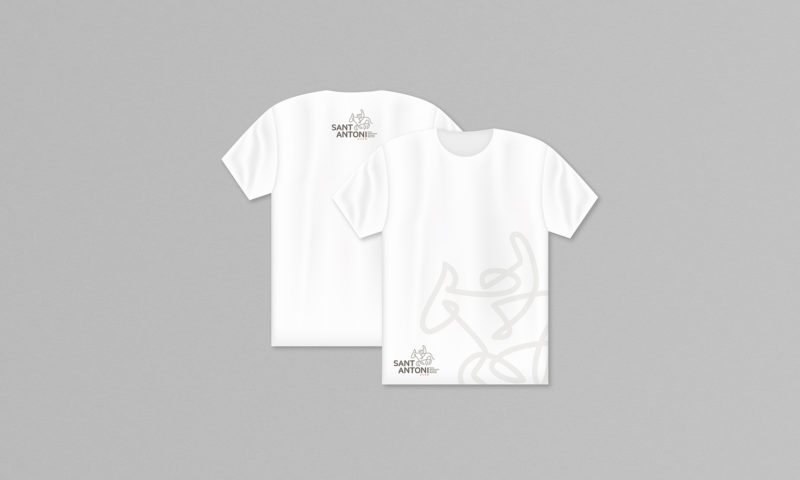 Camiseta Blanca ascó