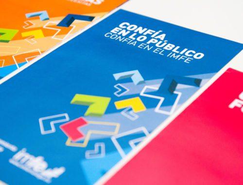 Diseño gráfico IMFE