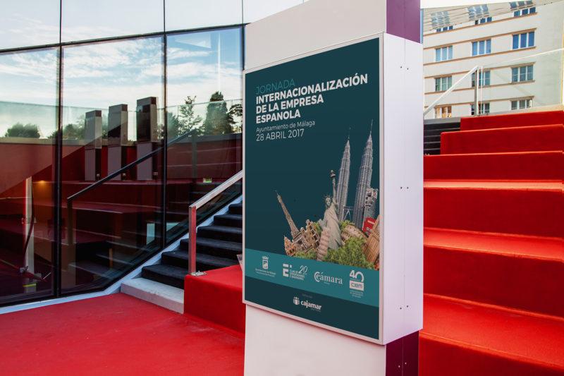 diseño e imagen jornadas internacionalización