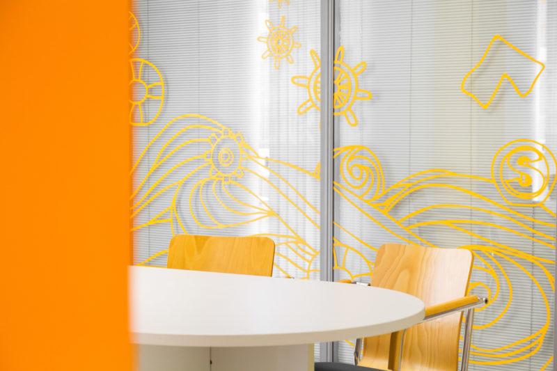 Dise o de oficinas imfe pta m laga dise o interior m laga - Decoracion de interiores malaga ...