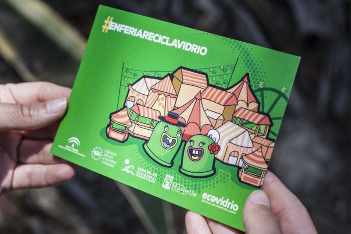 ecovidrio ferias 2017
