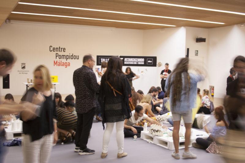 Centro Pompidou Málaga DIKA