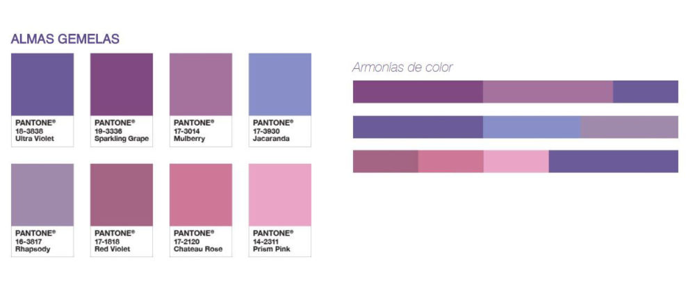 Color pantone 2018 ultra violeta color del a o 2018 for Pantone 2017 2018