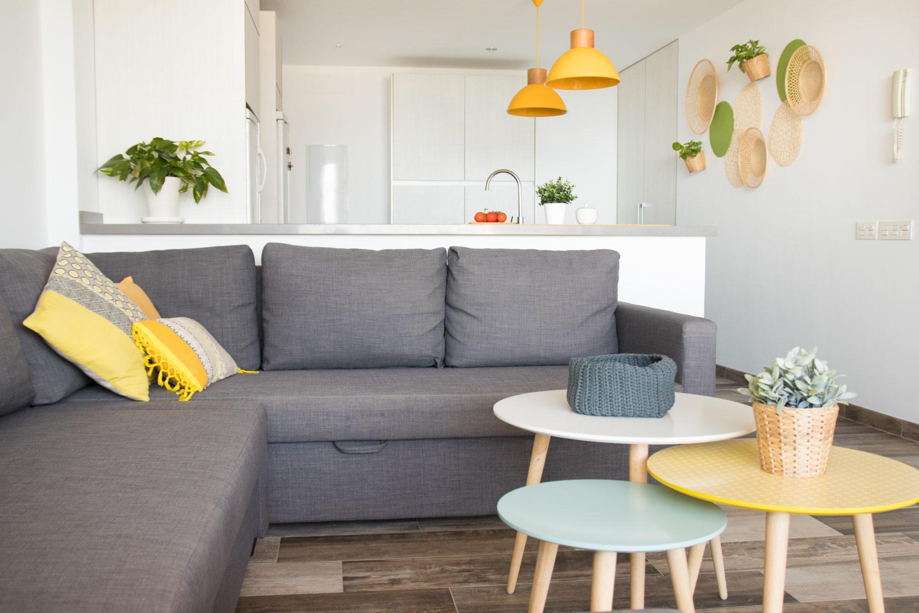 Minipisos Diseño interior en Málaga