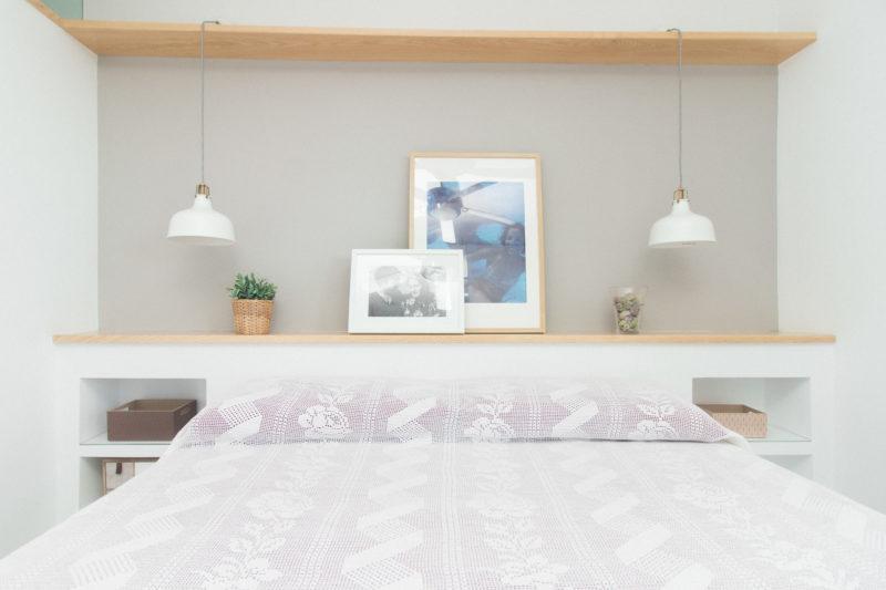 Dormitorio Principal Diseño Interior Aguadulce